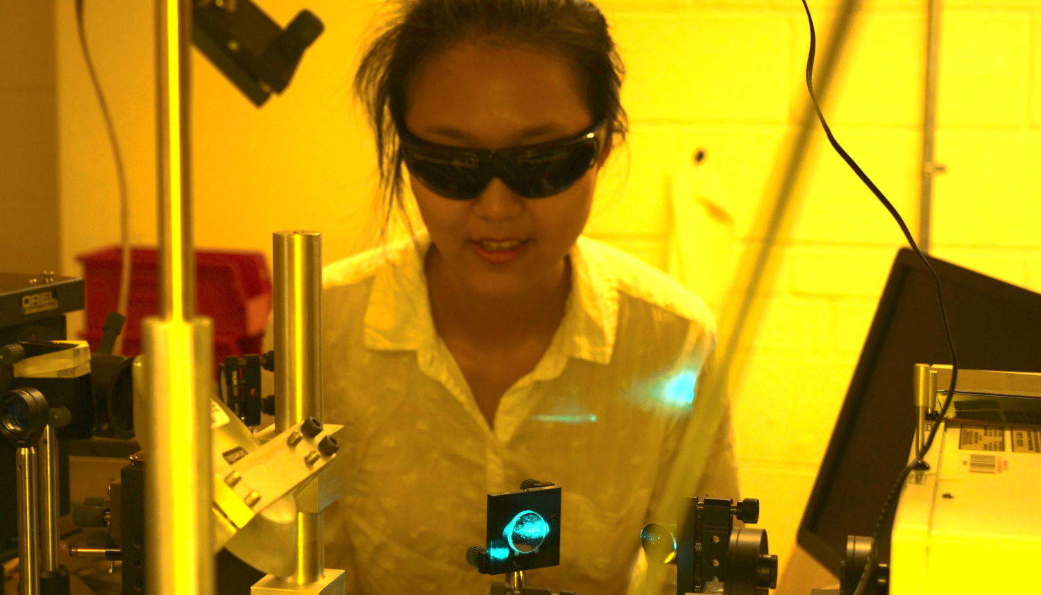 Graduate Reasearch in Dr. Lim's Lab